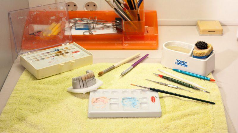 Foto Dentalwerkstatt